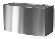 Бак Теплодар Парус выносной, 80 л, нержавеющий (AISI 439/0,8 мм)