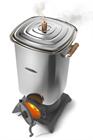 TMF расширяет ассортимент портативной продукции. В серийное производство запущена печь-коптильня для горячего копчения «Нельма».