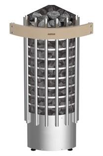 Электрическая печь Harvia Glow Corner TRC70E - фото 10195