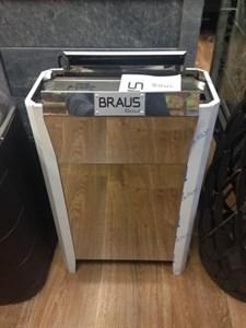 Печь для бани электрическая BRAUS Soul 8 кВт (380В) - фото 10452