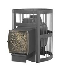 Печь для бани Везувий Легенда Стандарт 16 (ДТ-4) дровяная - фото 5168