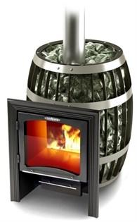 Печь для бани ТМФ Саяны Inox Витра - фото 5200