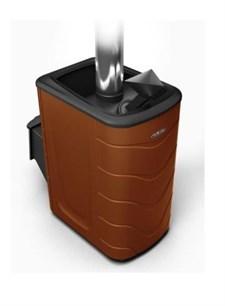 Печь для бани ТМФ Гейзер 2014 Carbon дверца антрацит закр.каменка терракота - фото 5201