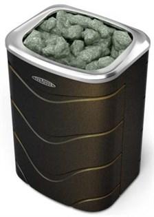 Печь для бани электрическая ТМФ Примавольта черная бронза 6 кВт - фото 5490