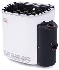 Печь для бани электрическая Sawo Scandia SCA-60NB-Z встроенный пульт 6,0 кВт - фото 5506