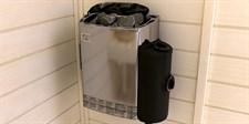 Печь для бани электрическая Sawo Mini MN-30NB-Z встроенный пульт 3,0 кВт - фото 5518