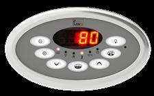 Пульт управления Sawo Innova INC-S классический 2-15кВт - фото 5519