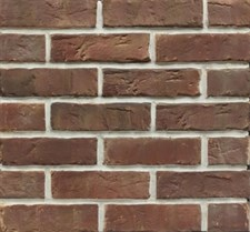 "Плитка ""Терракот"" 1 сорт угловая Старый кирпич угл. Ст 1 Мини  (40 шт) - фото 5609"
