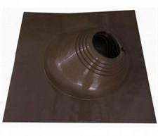 Проходник Мастер Флеш №1-RES силикон (75-200), Коричневый - фото 5827
