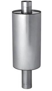 Бак Феррум Комфорт самоварного типа 72 л нержавеющий (AISI 201/1,0 мм) ф115 мм круглый - фото 5880