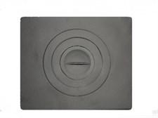 Плита чугунная П-1-3 одноконфорочная малая, 340*410мм, Балезино - фото 6011