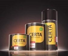 Эмаль Церта термостойкая, красно-коричневая, (б/ж 0,8 кг), Спектр - фото 6059