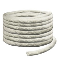 Шнур асбестовый ШАОН 10 мм, 1м,  ГОСТ 1779-83 (10 метров) - фото 6067