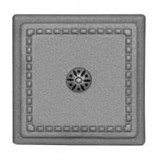 Дверца чугунная прочистная ДПр-4, 170*170*72 мм, Рубцовск - фото 6094