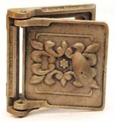 Дверца чугунная поддувальная ДП-1 малая, 150*160 мм, Балезино - фото 6104