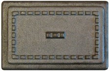 Дверца чугунная прочистная ДПр-5, 170*110*66 мм, Рубцовск - фото 6187