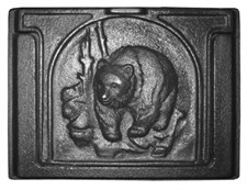 Дверца чугунная прочистная ДПр-3, 200*149*54 мм, Рубцовск - фото 6188