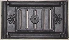 Дверца чугунная каминная поддувальная ДПК 310*180, Балезино - фото 6198