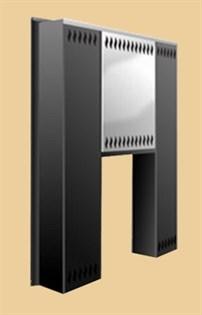 Экран защитный фронтальный Теплодар 30 (для Витры), 1002x792x103 мм - фото 6248