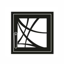 Дверца каминная ГрейВари Арт-деко М, 460х442 мм - фото 6323