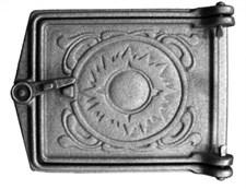 Дверца чугунная прочистная ДПр-2, 178*141 мм, Рубцовск - фото 6335