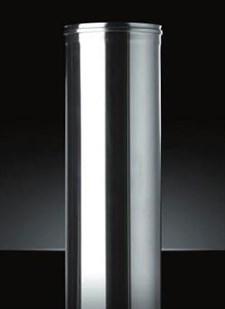 Дымоход Craft нержавеющий (310/0,8) ф150 L=0,5м - фото 6542
