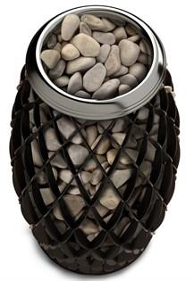 Печь для бани электрическая ТМФ Мэри Экс 6 кВт черная бронза - фото 6557