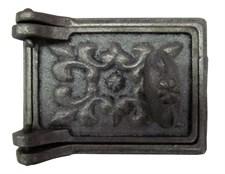 Дверца чугунная прочистная ДПР, 130*90 мм, Балезино - фото 6754