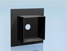 Разделка Agni потолочная, термостойкая эмаль 0,8 d-150, 550х550 - фото 6786