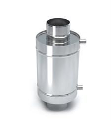 """Теплообменник ТМФ """"Костакан"""", самоварного типа, 9л, ф150 мм, G3/4 - фото 6810"""