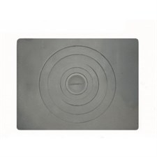 Плита чугунная П-1-6, 600*600 мм, Рубцовск - фото 6828
