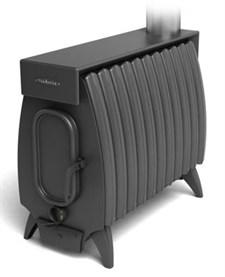 Печь отопительно-варочная ТМФ Огонь-батарея 11 Лайт дровяная антрацит - фото 6913