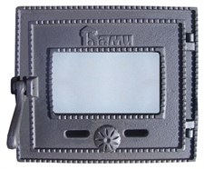 "Дверца чугунная топочная ДТГ-3БС ""Ками"", 315*270 мм, Рубцовск - фото 6920"