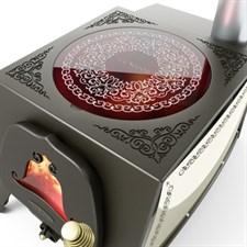 Кружок чугунный ТМФ ф180 мм (для ПО Золушка, Индигирка, Огонь-батарея, Селенга) - фото 6921