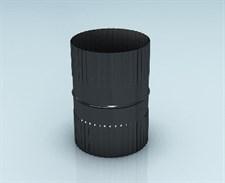 Адаптер Agni ПП для печи эмалированный, 0,8, d-140 - фото 7112