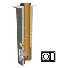 """Конденсатосборник изостатический """"Ecoosmose"""" 17,5см. D=120 мм. - фото 7426"""