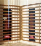 HARVIA Деревянная решетка для инфракрасного излучателя Carbon