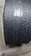 Шнур уплотнительный из керамического волокна самоклеящийся, 8*2 мм, 1,5 метра