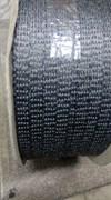 Шнур уплотнительный из керамического волокна самоклеящийся, 10*2 мм, 2 метра