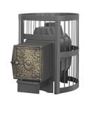 Печь для бани Везувий Легенда Стандарт 16 (ДТ-4) дровяная