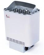 Печь для бани электрическая Sawo Nordex NR-90NB-Z встроенный пульт 9 кВт