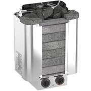 Печь для бани электрическая Sawo Cumulus CML-80NB встроенный пульт талькохлорит 8 кВт