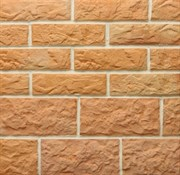 """Плитка """"Терракот"""" 1 сорт угловая Рваный камень угл. Ст 1 Мини  разноцвет (40 шт)"""