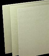 Картон МКРКЛ-450, огнеупорный теплоизоляционный стекловолокнистый, 1400*800*10мм
