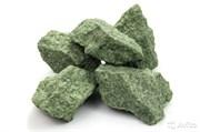 Камень для бани Жадеит колотый, 10 кг, ведро