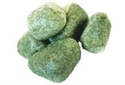 Камень для бани Жадеит шлифованный, 10 кг, ведро