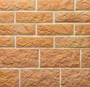 """Плитка """"Терракот"""", 1 сорт, прямая, Рваный камень  Ст 1 Мини (0,84 м2) разноцвет"""