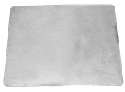 Плита чугунная ПЦМ малая цельная, 410*340 мм, Балезино
