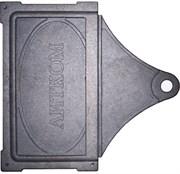 Задвижка чугунная печная ЗВ-2, 340*320*20 мм, Рубцовск