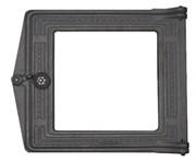 Дверца чугунная топочная ДТ-3С, 291*230 мм, Рубцовск
